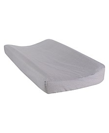 Dot Print Changing Pad Cover