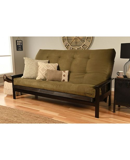 Kodiak Monterey Futon in Espresso Finish