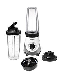 Personal Blender with Two Cups, Two Blades