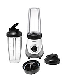 Starfrit Personal Blender with Two Cups, Two Blades