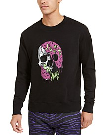 Men's Skull Graphic Sweatshirt