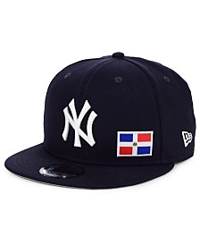 New Era New York Yankees Country Flag 9FIFTY Cap