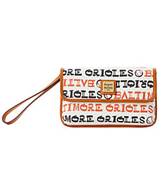 Dooney & Bourke Baltimore Orioles Milly Wristlet