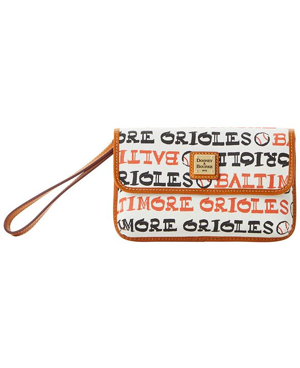 Dooney & Bourke Baltimore Orioles Milly Wristlet
