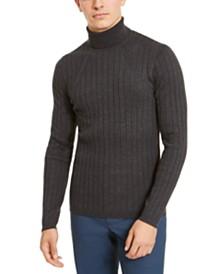 I.N.C. Men's Elite Turtleneck Sweater, Created For Macy's