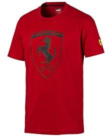 Men's Ferrari Shield T-Shirt