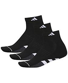 3-Pk. Men's Cushioned Quarter Socks