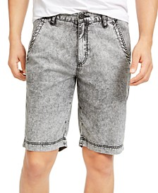 INC Men's Logan Cloud Shorts, Created for Macy's