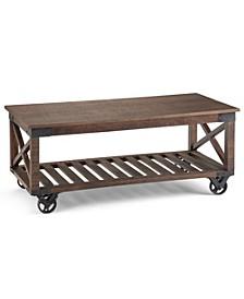Harding Coffee Table, Quick Ship