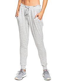 Roxy Juniors' Just Yesterday Jogger Pants