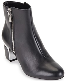 DKNY Crosbi Booties, Created For Macy's