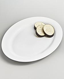 Whiteware Oval Platter, Created for Macy's