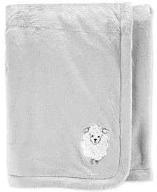 Carter's Baby Lamb Plush Blanket