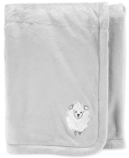 Carter's Baby Lamb Plush Blanket