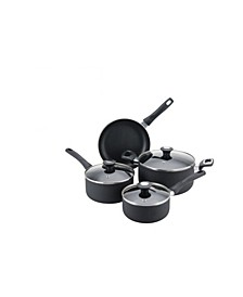 7-Piece Aluminum Non-Stick Cookware Set