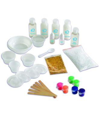 Discovery Kids Toy Slimeology 101 Diy 5-in-1 Kit- Stem