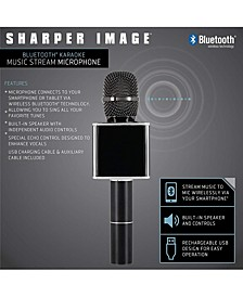 Musical Microphone Bluetooth Broadcaster