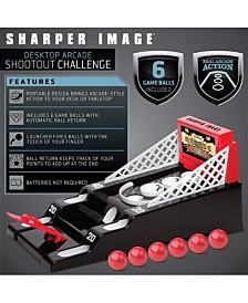 Sharper Image Game Desktop Arcade Shootout