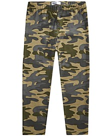 Toddler Girls Camo-Print Leggings, Created for Macy's