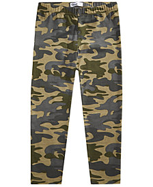 Epic Threads Little Girls Camo-Print Leggings, Created for Macy's