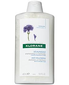 Shampoo With Centaury, 13.5-oz.