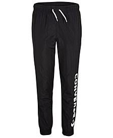 Big Boys Workmark Logo-Print Track Pants