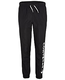 Converse Big Boys Workmark Logo-Print Track Pants