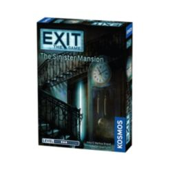 Thames & Kosmos Exit - The Sinister Mansion