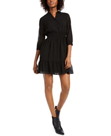 Maison Jules Polka Dot Dress, Created for Macy's