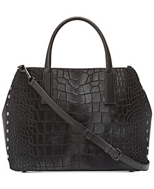 Ewen Leather Work Tote, Created for Macy's