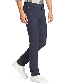DKNY Men's Textured Pants