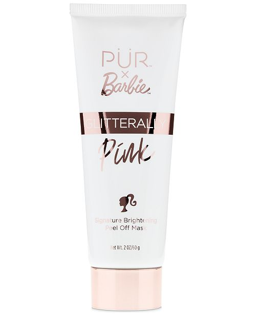 PUR Barbie Glitterally Pink Mask