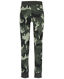 Little Boys Camo-Print Dri-FIT Solar Pants