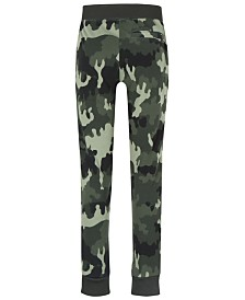 Hurley Big Boys Camo-Print Dri-FIT Solar Pants