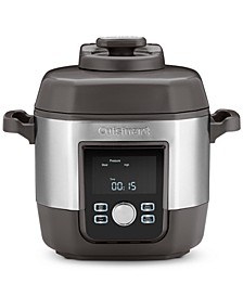 6-Qt. High Pressure Multicooker