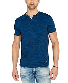 Men's Katric Solid Pocket Henley