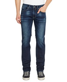 Buffalo David Bitton Men's Six-X Slim-Straight Fit Stretch Jeans