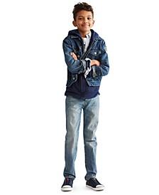 Big Boys Hampton Straight-Fit Jeans