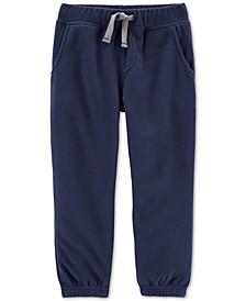 Baby Boys Fleece Jogger Pants