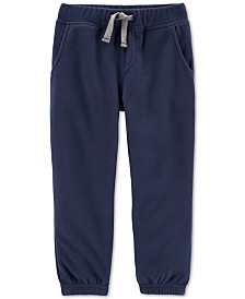Carter's Baby Boys Fleece Jogger Pants