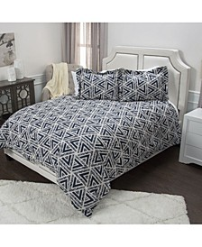 My Perfect Rhyme King 3 Piece Duvet Set