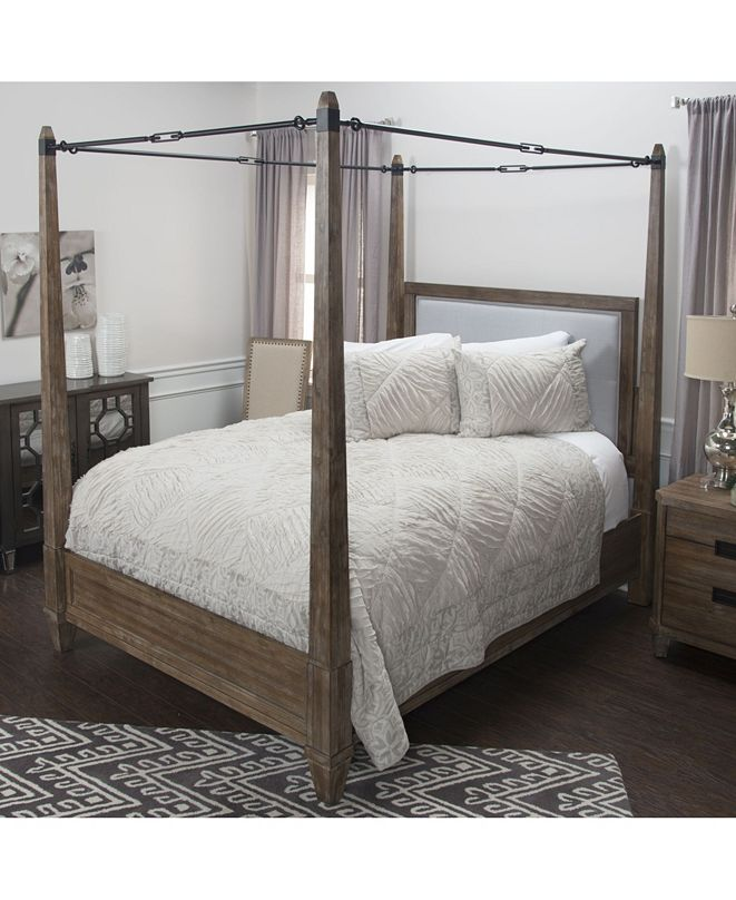 Rizzy Home Riztex USA When I Fall in Love Queen Quilt