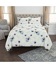 Riztex USA Catrine Queen 3 Piece Quilt Set
