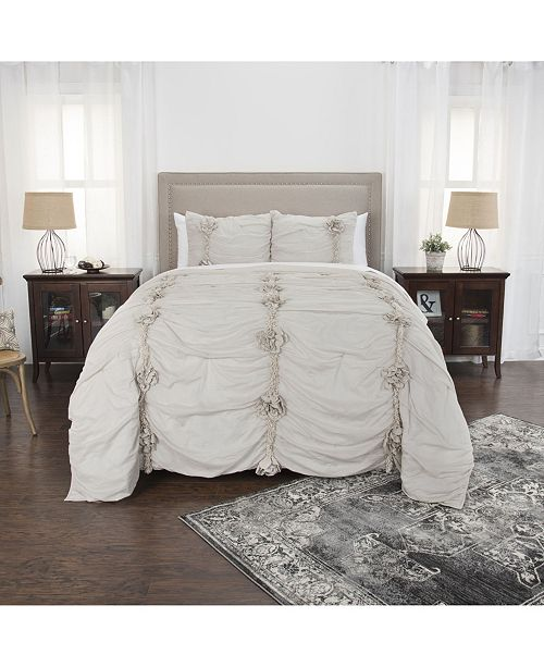 Rizzy Home Riztex USA Aiyana Queen Quilt