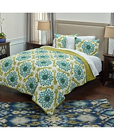 Riztex USA Madeline Marie King Quilt