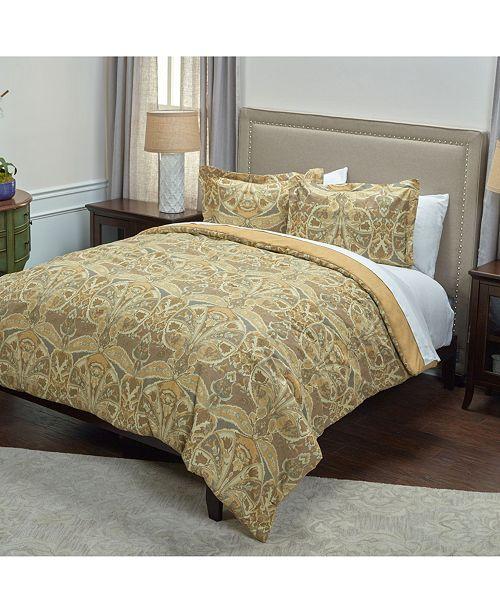 Riztex USA Rosmond Heights King 3 Piece Comforter Set