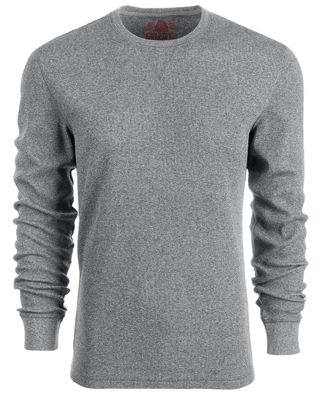 American Rag Thermal Shirt, Created for Macy's