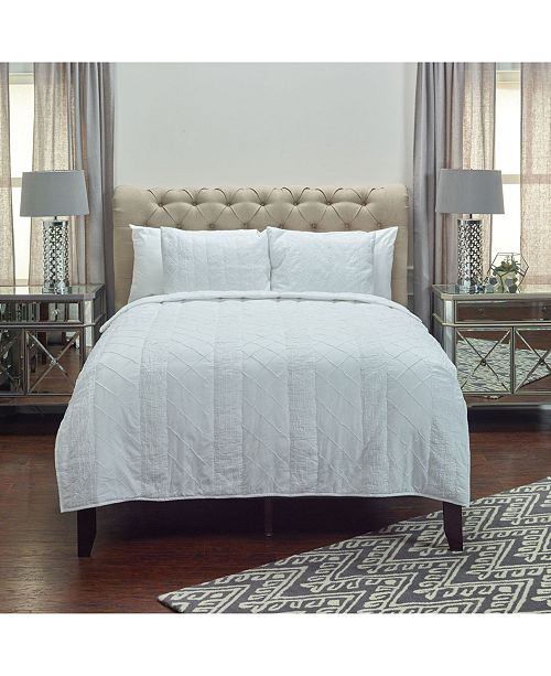 Rizzy Home Riztex USA Claire King Quilt