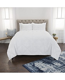 Riztex USA Simpson King 3 Piece Quilt Set