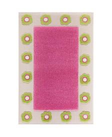 MINA Pink Area Rug
